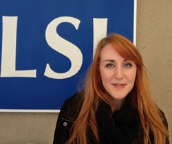 LSI London Central student Johanna Hallin