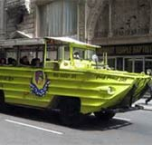 Duck Tours, Boston