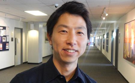 Takao Kuki at LSI New York