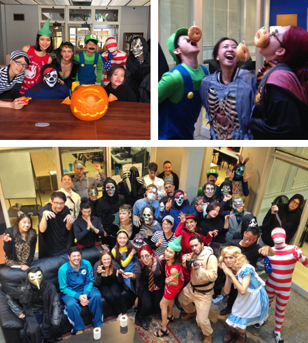 Halloween fun at LSI Berkeley
