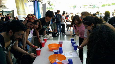 World Student Day in Canada , LSI Flip Cup Game