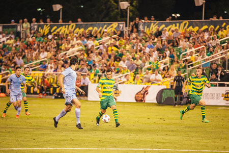 Soccer coming to San Diego