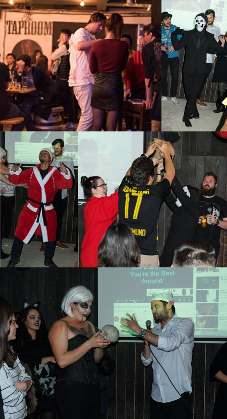 Halloween Party organised by LSI London Central and London Hampstead