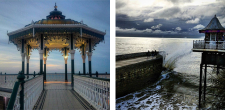 Photos of Brighton taken by Nacho who was studying English at LSI Brighton
