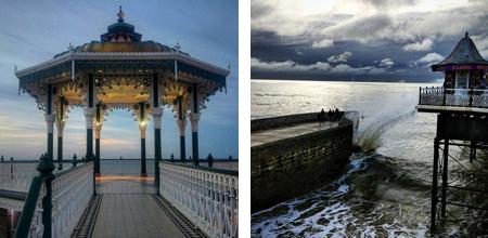 Photos of Brighton taken by Nacho who was studying English at LSI Brighton
