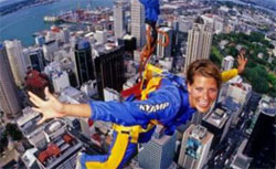 LSI Auckland offer skydiving